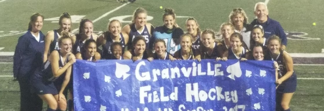 GHS Field Hockey Team Celebrates Undefeated 2017 Season