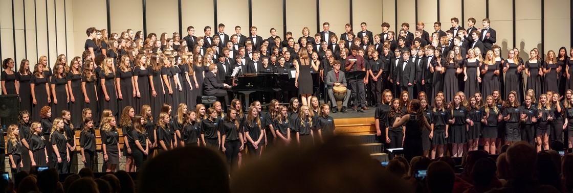 2019 Fall Concert Grades 7-12